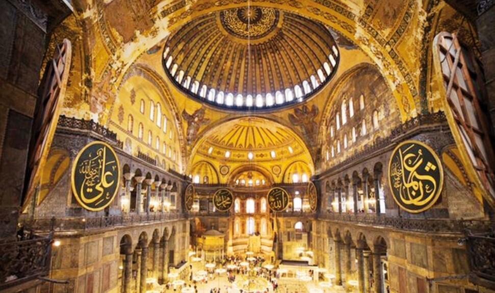 İbrahim Kalın açıkladı! Ayasofya'daki ikonlar nasıl kapatılacak?
