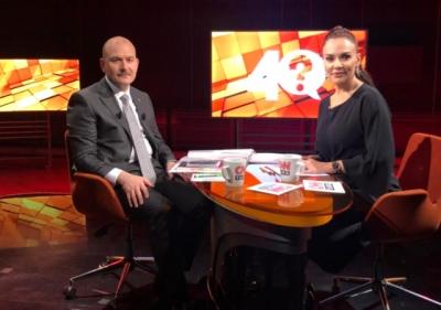 İçişleri Bakanı Süleyman Soylu Siyaseti Ne Zaman Bırakacağını Açıkladı