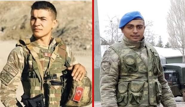 İdlib'de 2 askerimiz şehit oldu