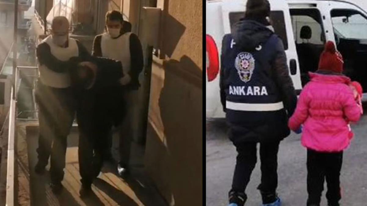 Irak'ta kaçırdıkları kızı ganimet olarak Türkiye'ye getirmişler! 2 DEAŞ'lı terörist yakalandı