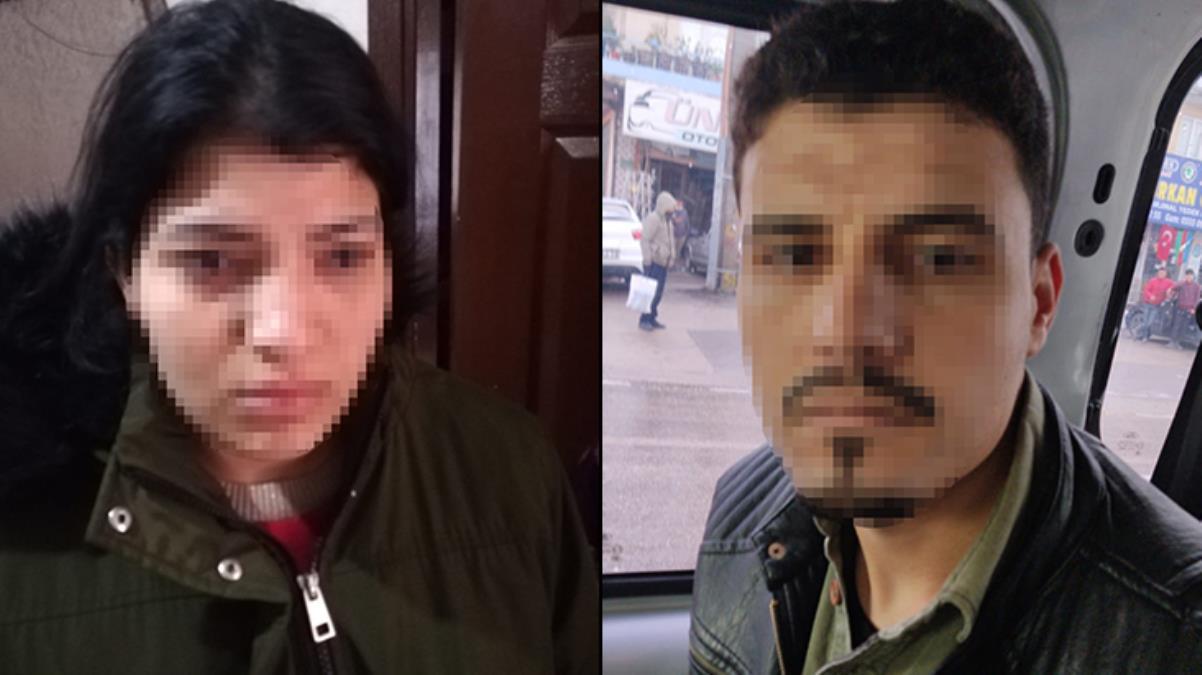 Iraklı genç kızı fuhşa zorlayan Suriyeli çete, fidye isteyince yakayı ele verdi