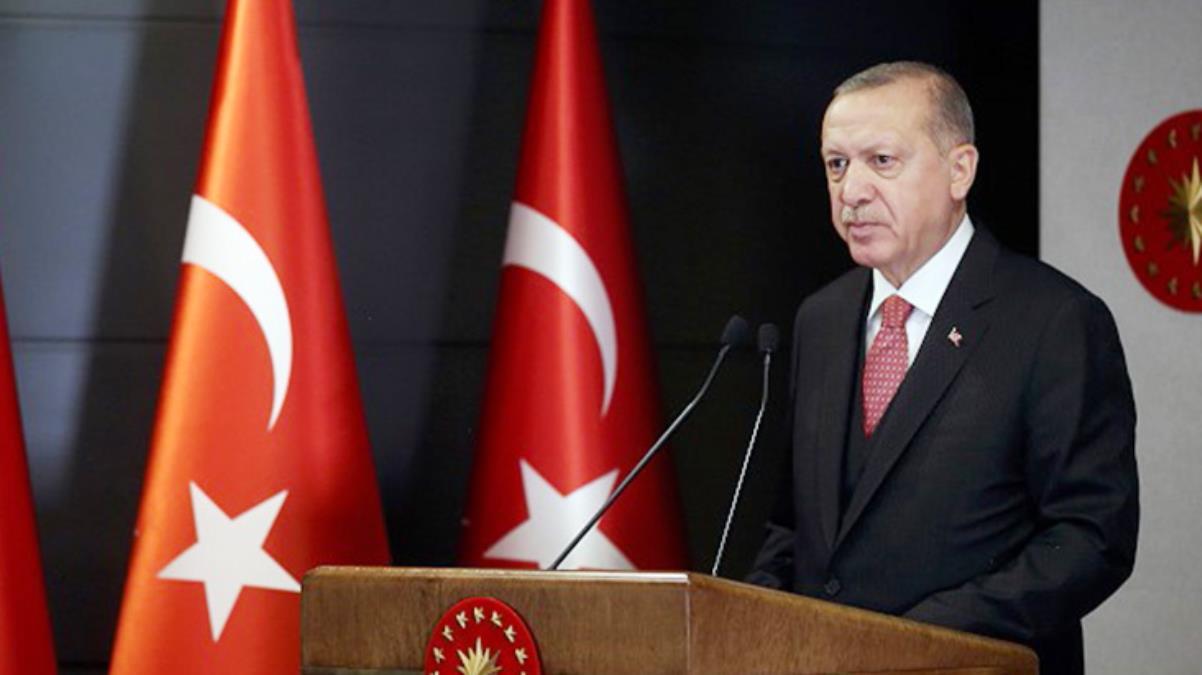 İşçilerle bir araya gelen Cumhurbaşkanı Erdoğan: Büyümede salgın öncesi dönemin bile üzerine çıktık