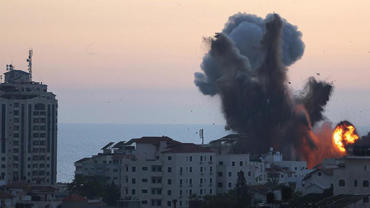 İsrail ordusu gece boyunca Gazze'ye saldırdı! Can kaybı 139'a yükseldi