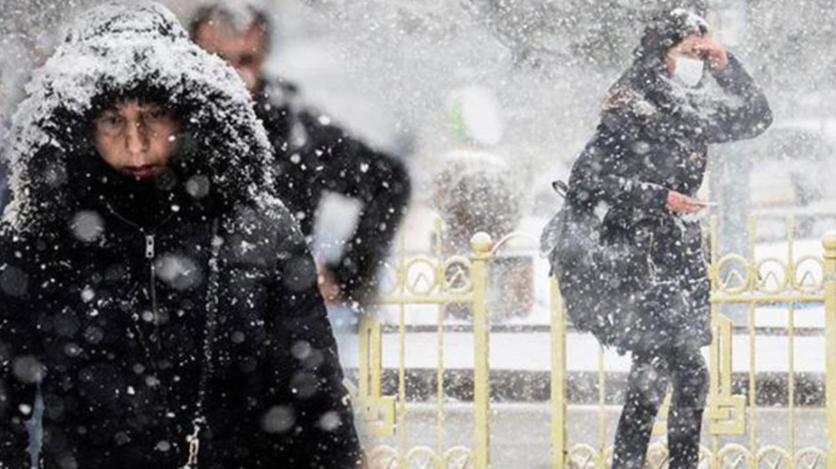 İstanbul'a salı günü kar geleceğini söyleyen Orhan Şen'den dikkat çeken sözler: Önümüzdeki 4 gün sıra dışı meteorolojik olaylar yaşayacağız