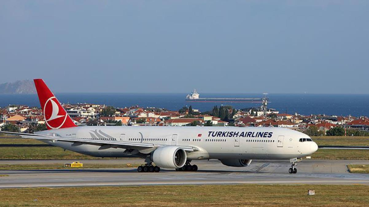 İstanbul-Bişkek seferini yapan THY uçağında bir bebek kalp krizi geçirdi