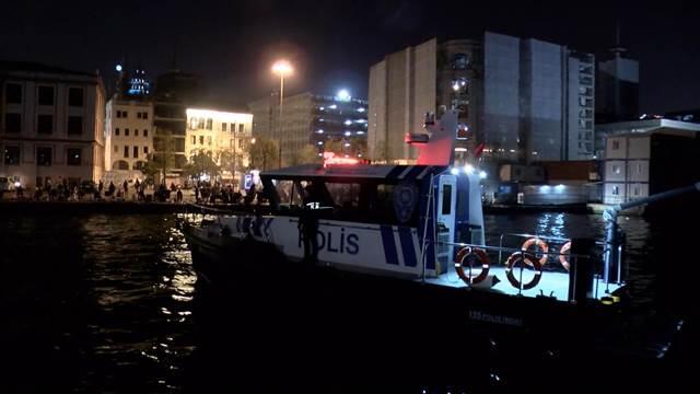 İstanbul Boğazı ve çevresinde koronavirüs denetimi