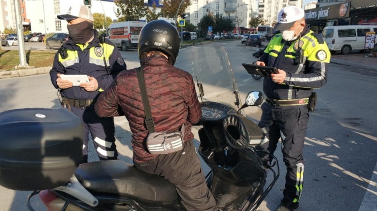 İstanbul'da 50 binden fazla motokuryenin daha fazla para kazanma hırsı trafikte kaos yaratıyor