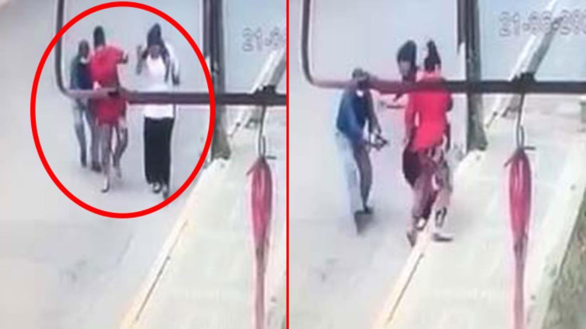 İstanbul'un göbeğinde korku dolu anlar! Ayrıldığı eşine kurşun yağdırdı