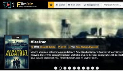 İşte Size Mükemmel Bir Film Sitesi!