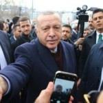 İsviçre'de Başkan Erdoğan'a coşkulu karşılama