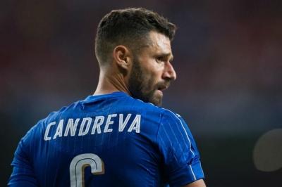 İtalyan Futbolcu Candreva'nın Şutu Sonucu Güvenlik Görevlisinin Dalağı Parçalandı