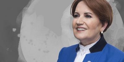 İyi Parti Genel Başkanı Meral Akşener'e sürpriz danışman
