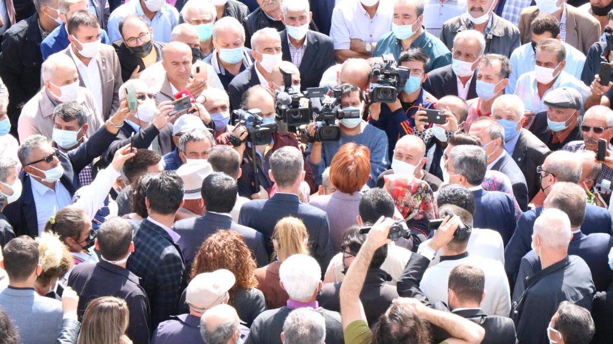 İYİ Parti Lideri Akşener: Esnaf gezilerinde propaganda yapmıyorum