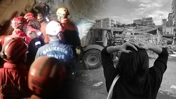 İzmir Deprem Son Dakika: Can kaybı artıyor! 21 kişi hayatını kaybetti, 804 yaralı var