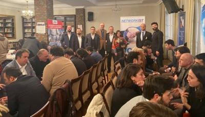 JCI İstanbul İş İnsanlarını Tanıştırıyor