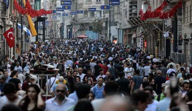 Kamuda en yüksek memnuniyet oranı yüzde 75,5 ile asayiş hizmetlerinde