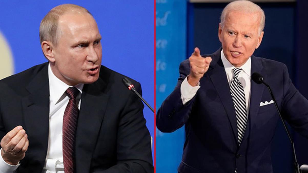 'Katil' sözlerinden sonra Biden, Putin'i hem övdü hem sert konuştu: Zeki, zor ve değerini hak eden bir hasım