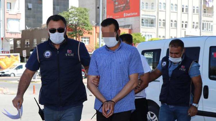 Kayseri'de DEAŞ şüphelisi 3 kişi adliyede