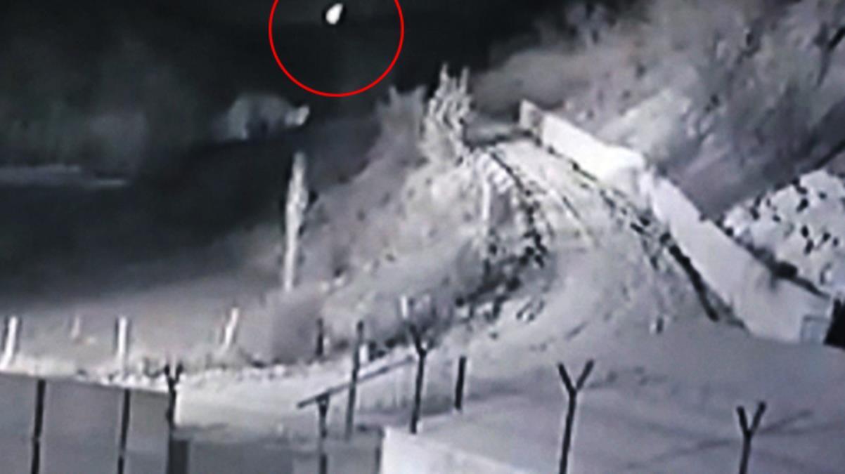 Kayseri'de görülen gizemli ışık Tunceli'de de ortaya çıktı