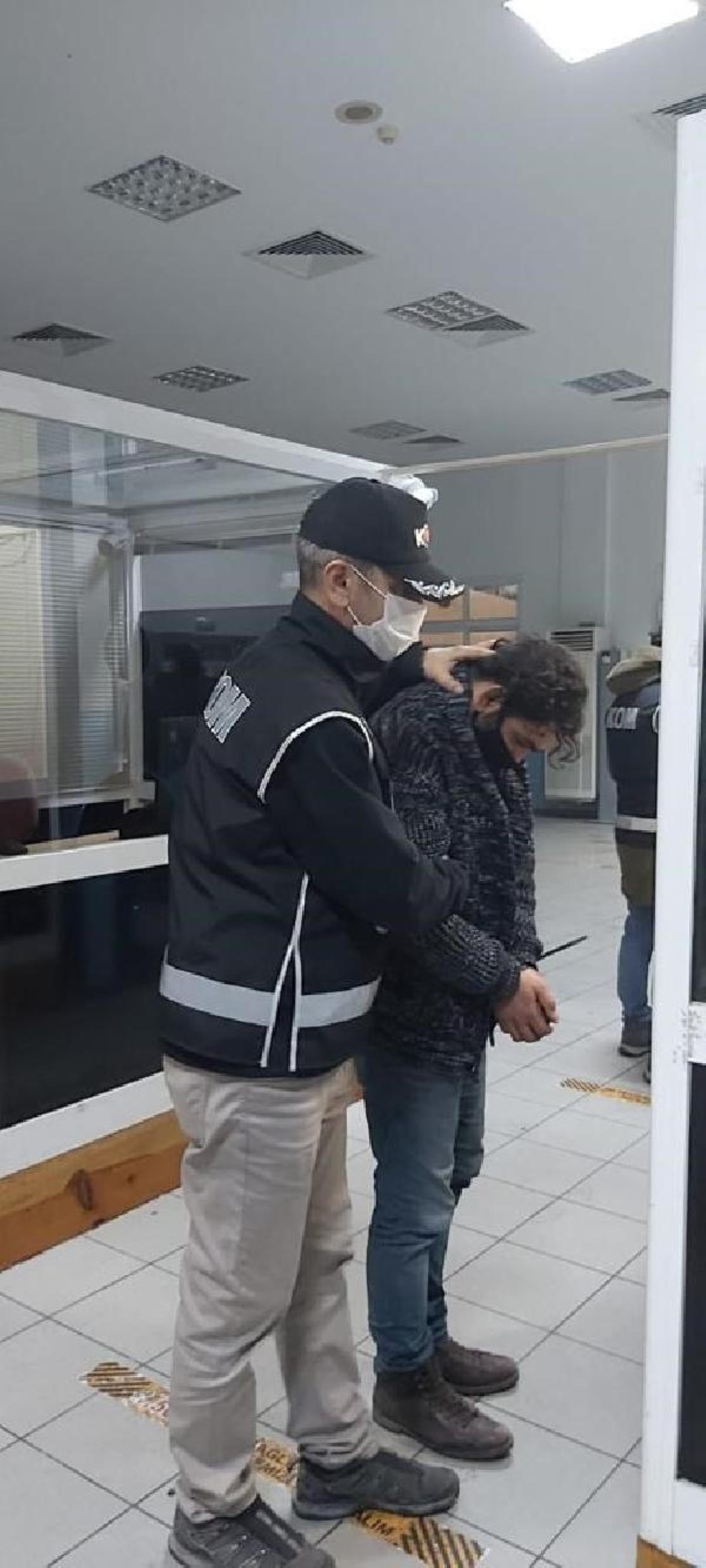 KKTC'de yakalanan FETÖ'nün firari 'mahrem imamı' Türkiye'ye getirildi