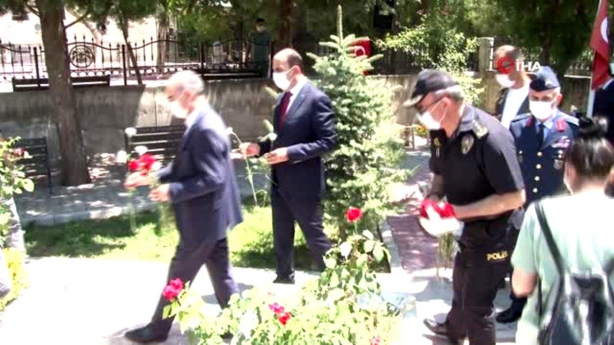 Konya'da 15 Temmuz etkinliklerinde şehitler anıldı