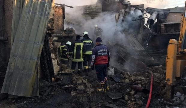 Konya'da feci olay: Aynı aileden 3 kişi öldü