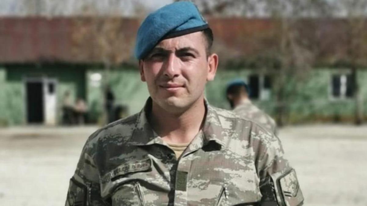 Kuzey Irak'tan acı haber! Uzman Çavuş Halil Çelebi, terör saldırısında şehit düştü