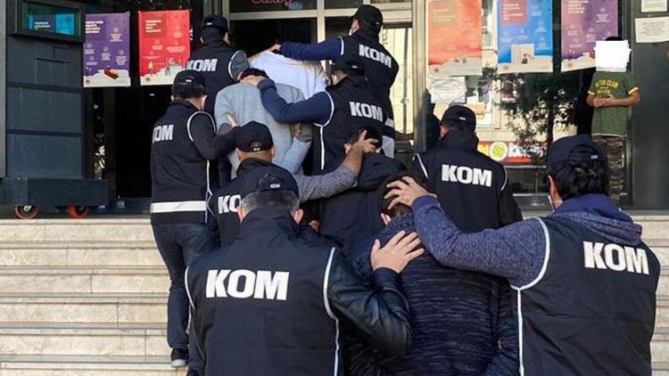 Malatya'da FETÖ operasyonu! 4 gözaltı