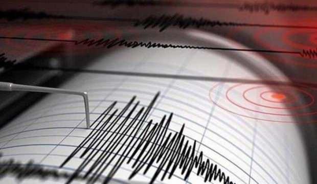 Manisa'da 3,5 büyüklüğünde deprem!