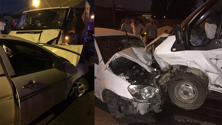 Mersin'de feci kaza! Çok sayıda yaralı var