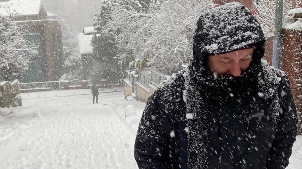 Meteoroloji'den 69 il için sarı ve turuncu kodlu uyarı: Yoğun kar yağışı, fırtına, çığ ve zirai don