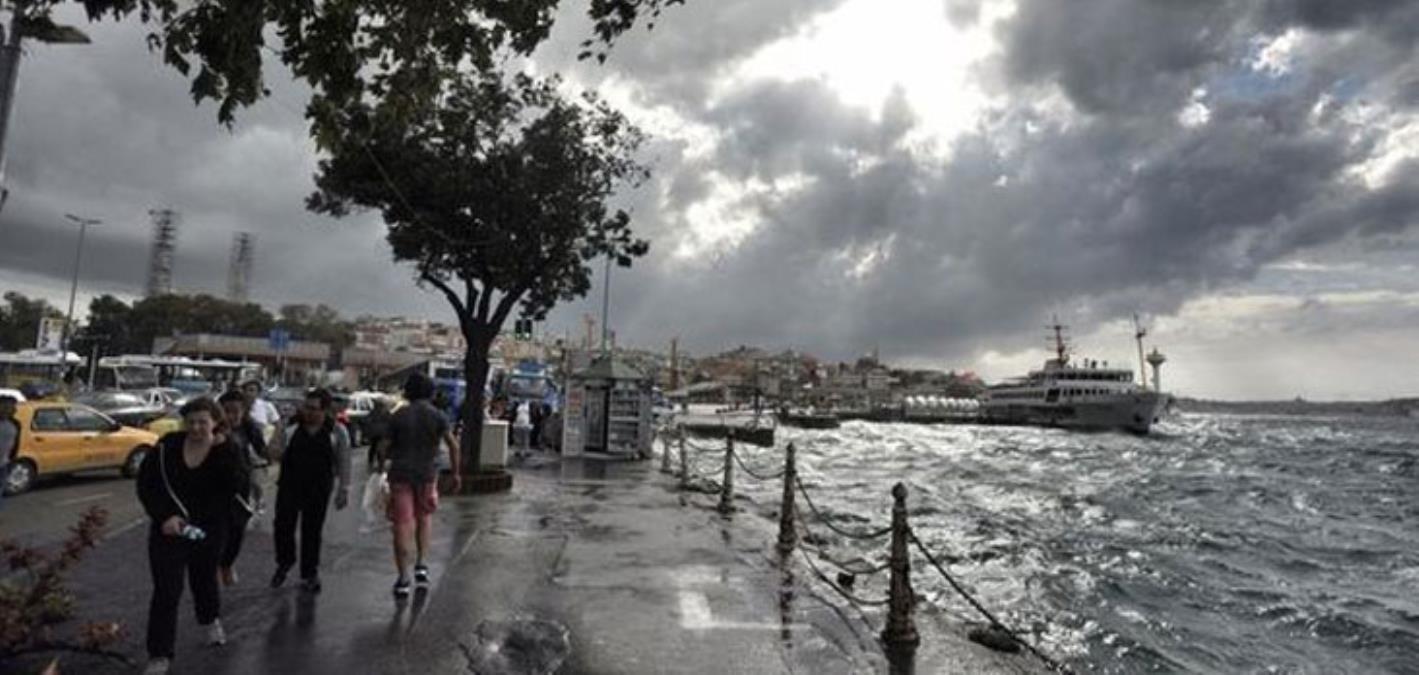 Meteoroloji'den İstanbul dahil 43 kent için sarı kodlu uyarı