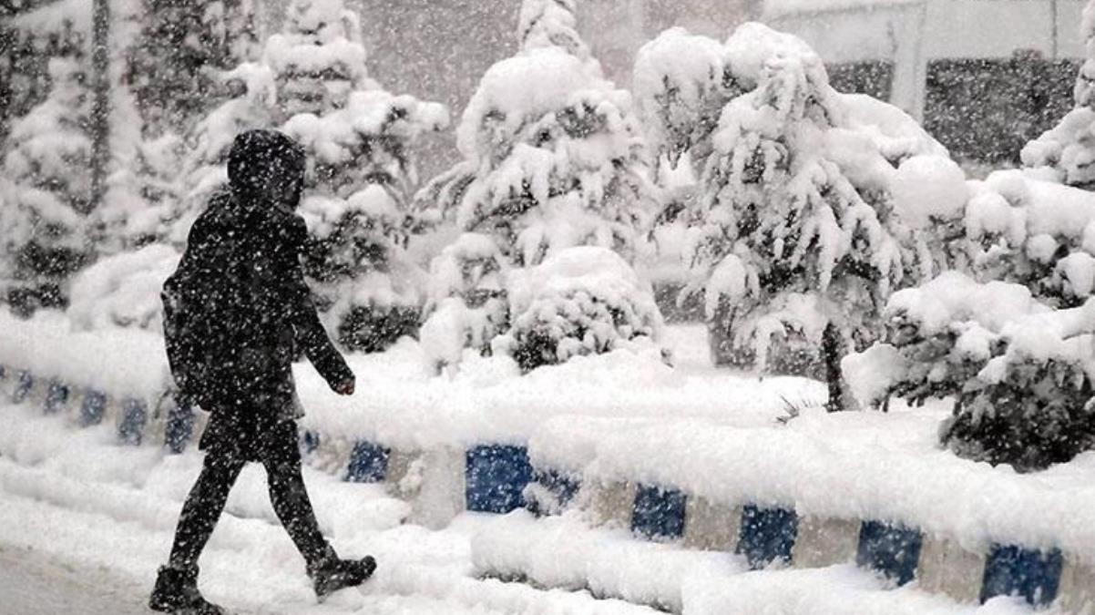 Meteoroloji'den Marmara'ya uyarı: Yüksek kesimlerde kuvvetli yağış ve kar bekleniyor