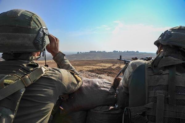 MSB: Zeytin Dalı bölgesinde 2 PKK/YPG'li terörist gözaltına alındı
