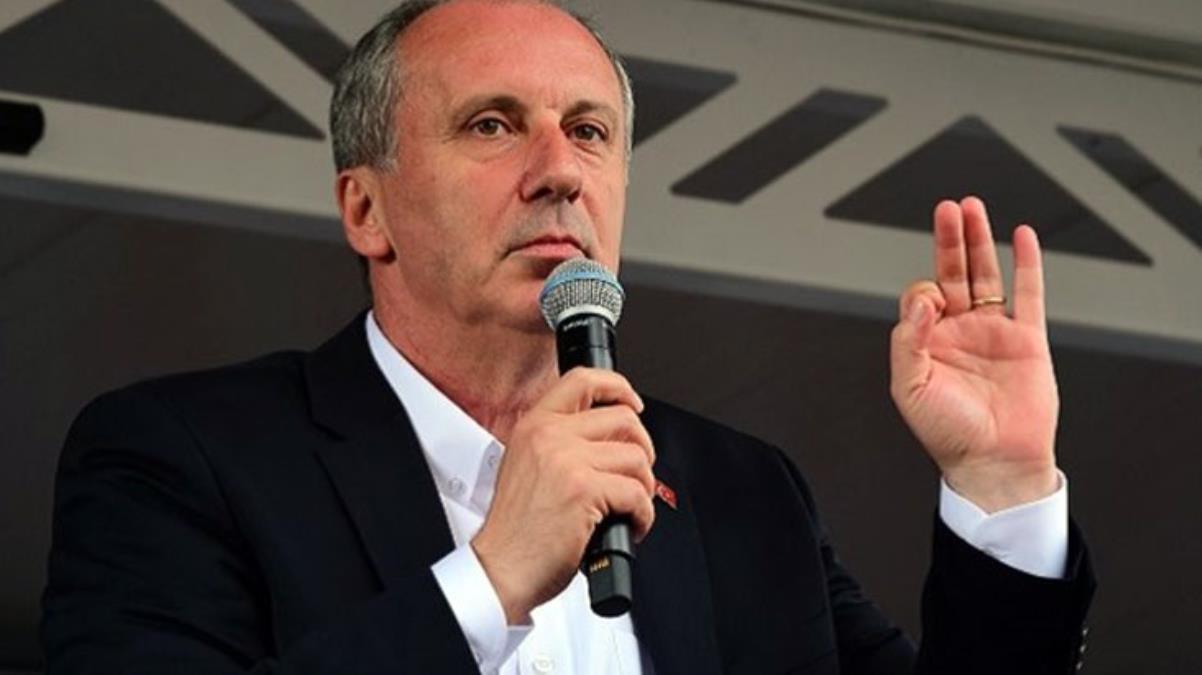 Muharrem İnce, CHP'den istifa etmemek için üç şart koştu