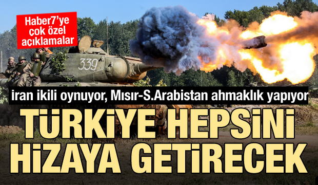 Mustafa Şen: Türkiye hepsini hizaya getirecek