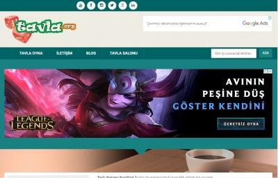 Online Tavla Oynama Sitesi