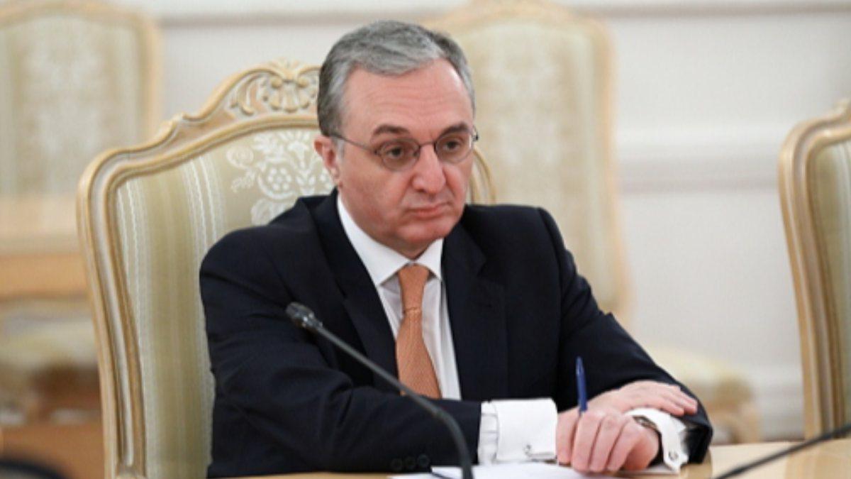 Paşinyan, Ermenistan Dışişleri Bakanı Zohrab Mnatsakanyan'ı görevden aldı