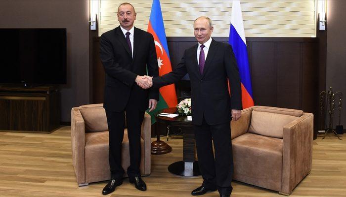 Putin, Aliyev ve Paşinyan arasında Dağlık Karabağ görüşmesi