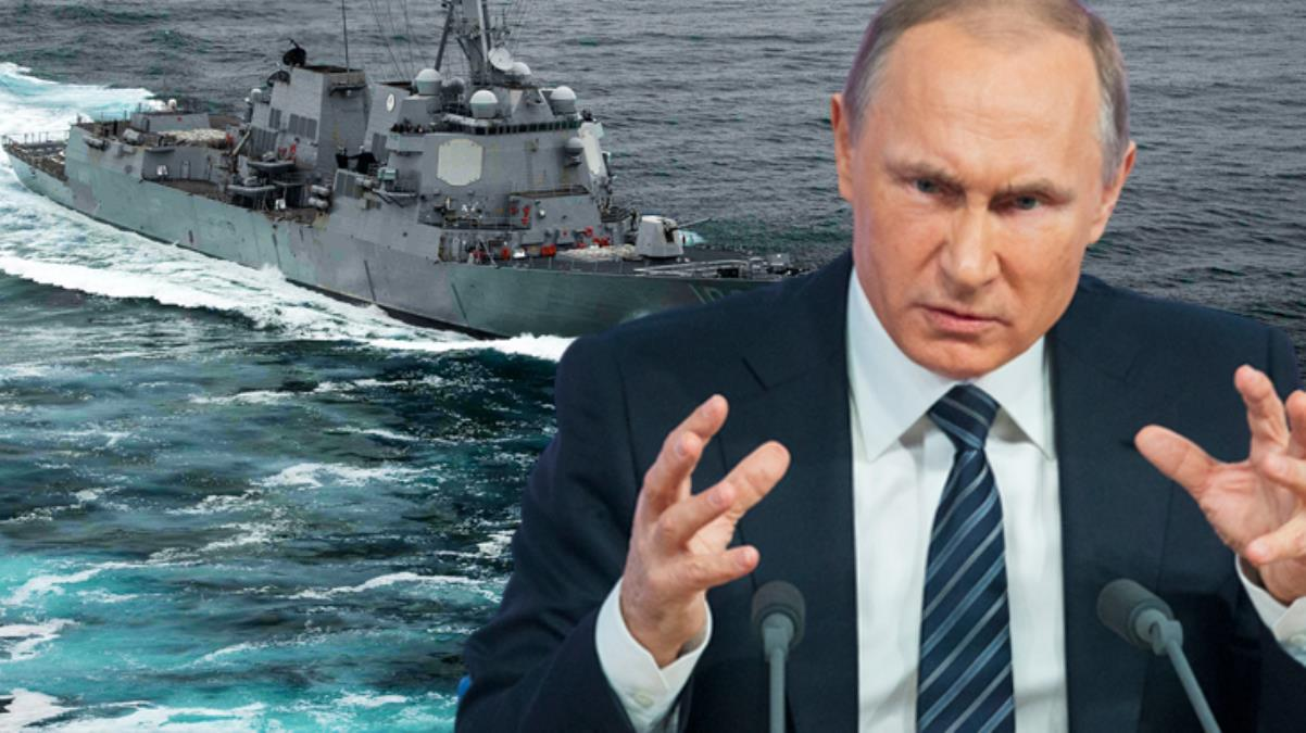 Rusya'dan ABD'nin Karadeniz çıkarmasına tepki: Artan askeri hareketlilik endişe verici