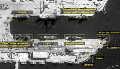 Rusya Doğruladı: Savaş Gemileri Askeri Üssü Terk Etti!