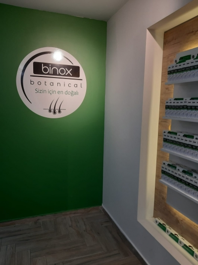 Saç Ekiminden Sonra Kullanılan Şampuan Binox Şampuan