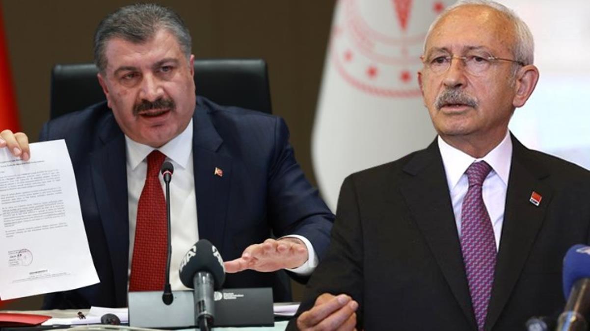 Sağlık Bakanı Koca'ya Kılıçdaroğlu'ndan videolu 'bedava aşı' yanıtı: Önce 'Yok' dediler, şimdi 'Var' diyorlar