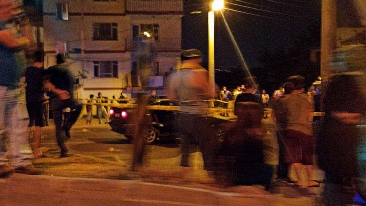 Sakarya'da gece dehşeti! 1 ölü, 5 yaralı