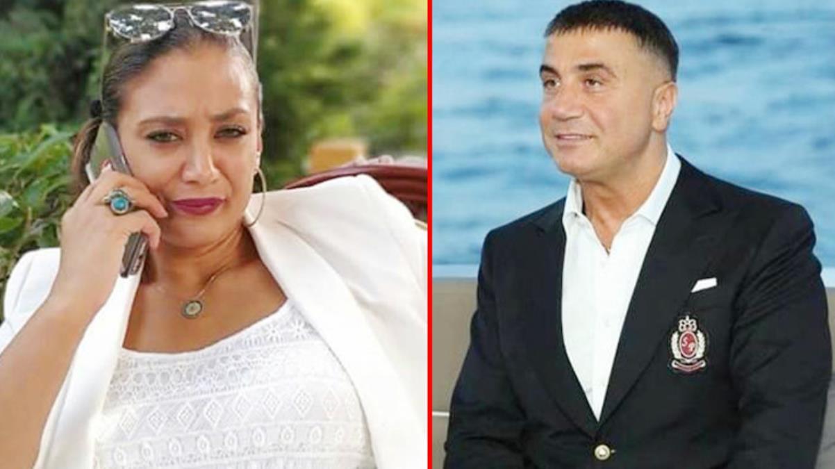Sedat Peker'i emzikle tehdit eden Hanımağa lakaplı Güniz Akkuş'un başı yine dertte 28 yıl hapsi isteniyor