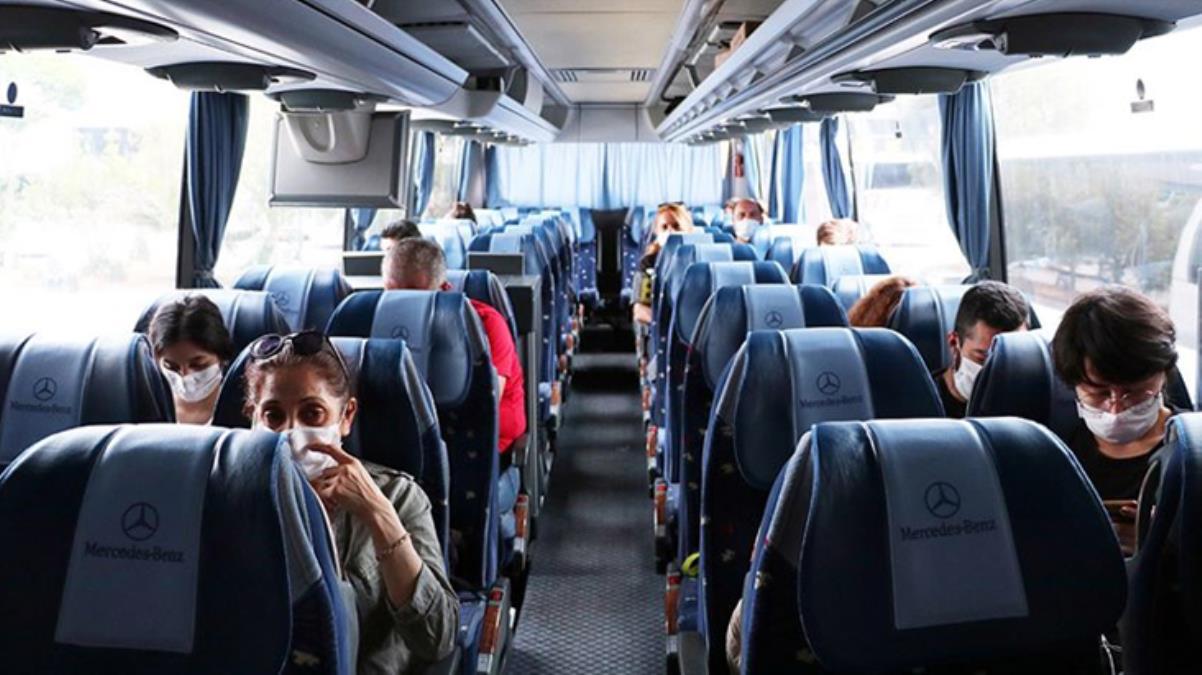 Şehirler arası otobüslerde yeni dönem! Açık bilette