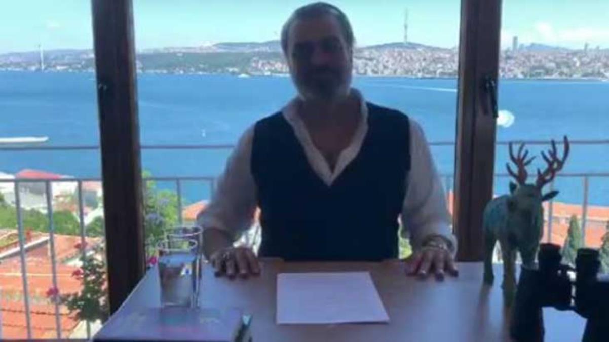 Sermiyan Midyat'tan 'Kanal İstanbul' göndermeli olay Sedat Peker videosu: Vallahi yenileceğiz