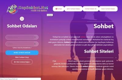 Sohbet Sitesi