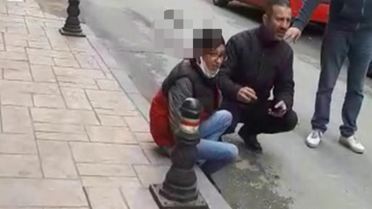 Sokakta saldırıya uğrayan 17 yaşındaki gencin kafasına bıçak saplandı