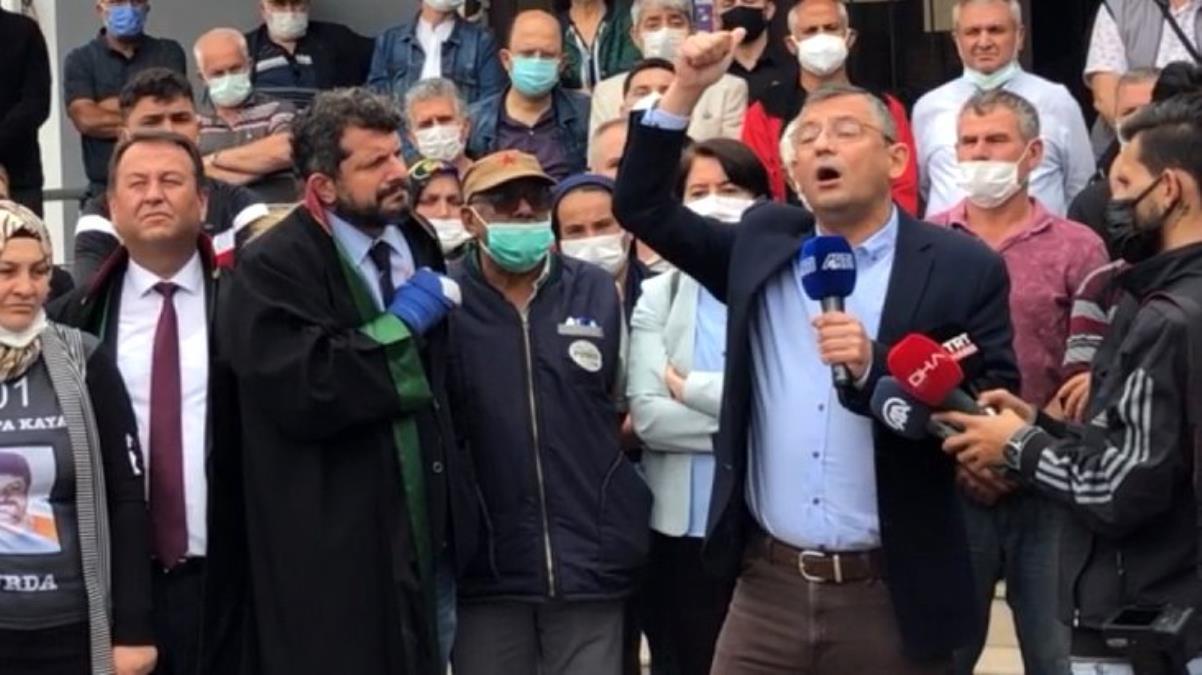 Soma davasında verilen karara isyan eden CHP'li Özgür Özel, gözyaşlarına boğuldu